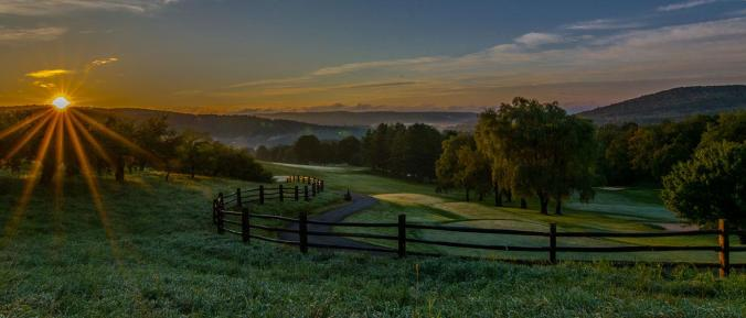 Highland Golf Course (one of TWO championship courses at Quechee Club) - both are considered among the best in VT.