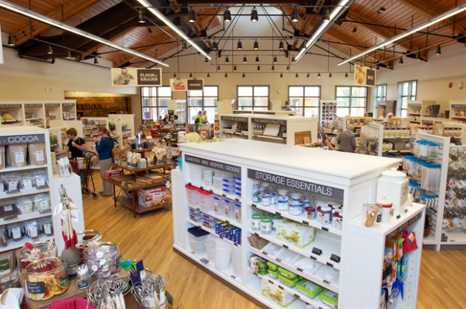 KAF retail store is a baker's paradise.  Try and get out of there without buying home made marshmallows & graham crackers for s'mores.